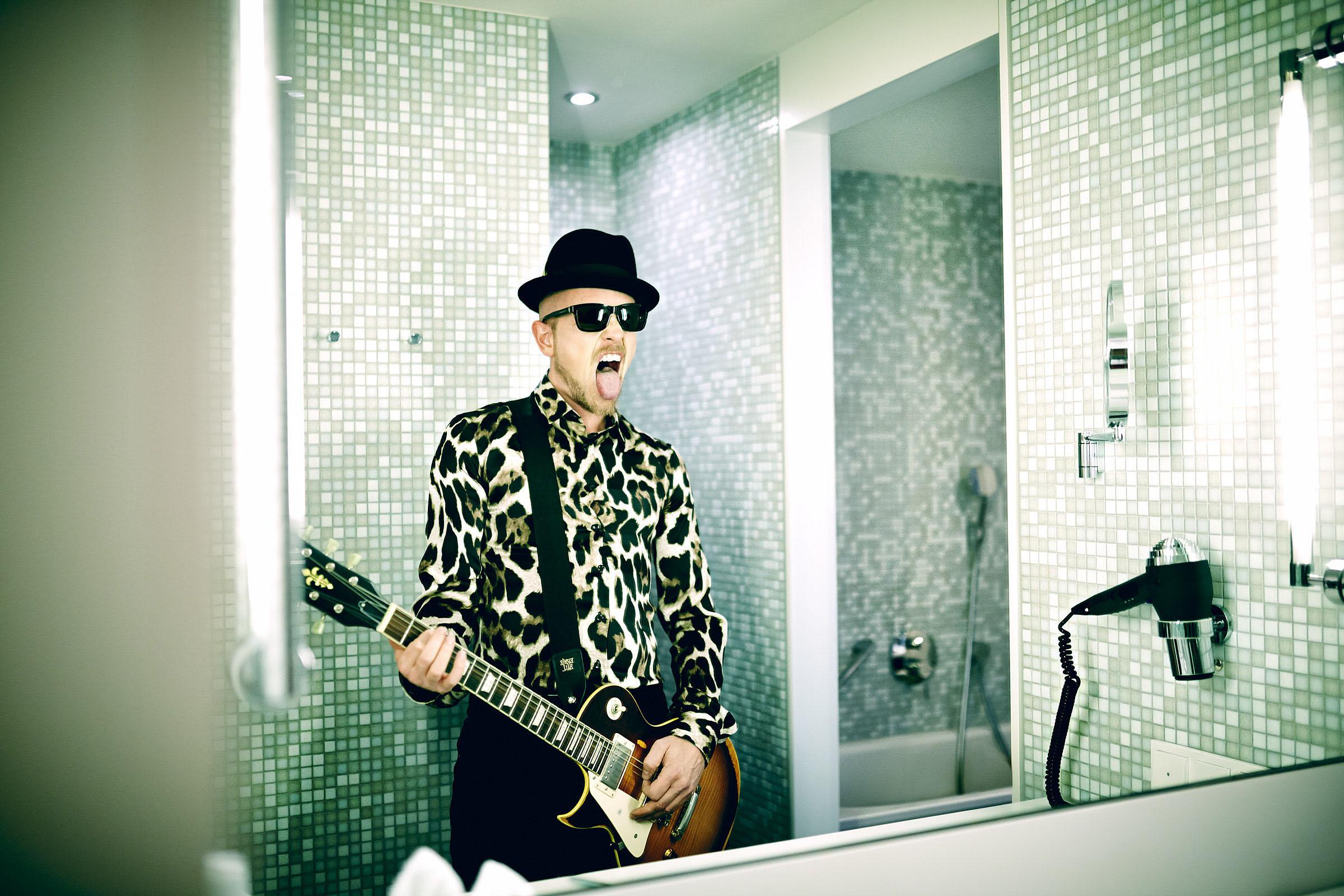 Jan Delay am 09.12.2013 im Empire Riverside Hotel Hamburg